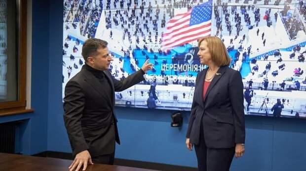 Стало известно как США заставят Зеленского пойти войной на Донбасс