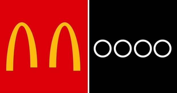 5 всемирно известных брендов временно изменили свои логотипы