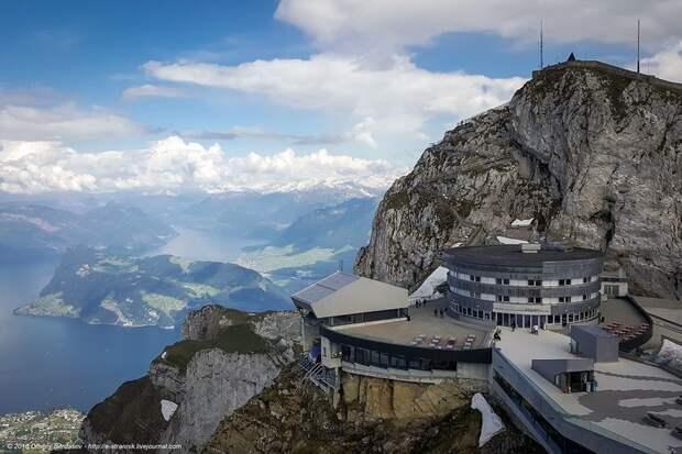Швейцария. Под интересным углом путешествия, факты, фото