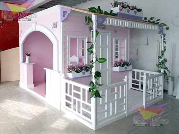 Детская  Улица (подборка домиков)