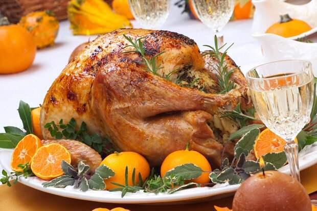 5 трюков, которые сделают запеченную птицу неприлично вкусной