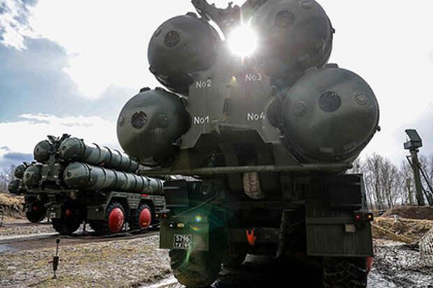 Российские системы ПВО сделают «невидимыми»