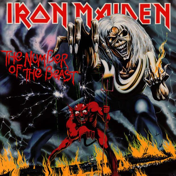 История лучшего албома Iron Maiden