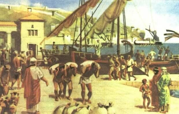 Ручным трудом римлянам удалось построить, то, чем мир восхищается до сих пор.