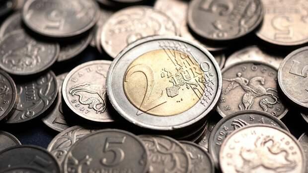 Российский рубли и евро - РИА Новости, 1920, 01.10.2020
