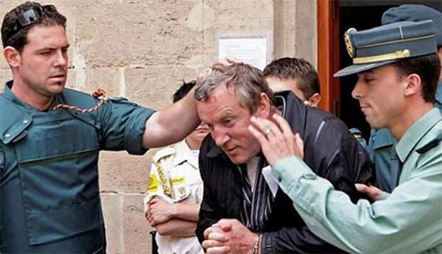 Испанский процесс над Тамбовской ОПГ