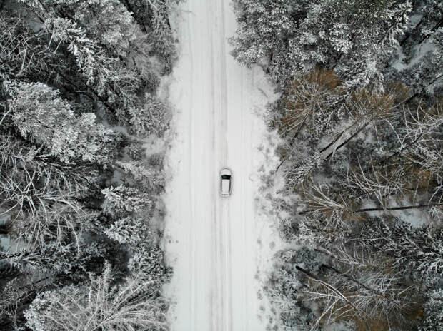 Жителям Удмуртии порекомендовали не выезжать на трассы из-за погоды