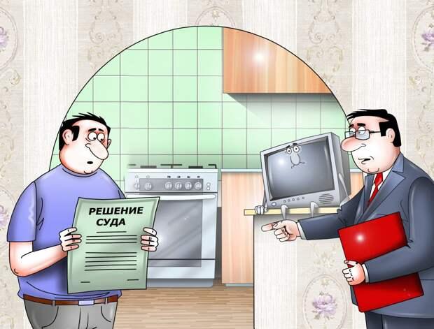 Житель Северного рискует остаться без квартиры за незаконную перепланировку