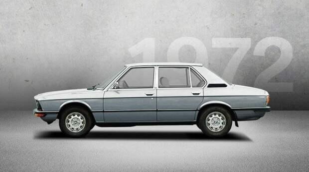 Эволюция. История о Немецкой марке автомобиля - BMW.