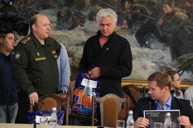 «Тот самый колорад»: Александр Маршал объяснил Украине и Западу, почему не стоит связываться с Россией