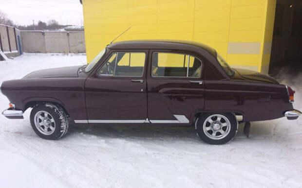 В Сети продают автомобиль Брежнева. Недорого