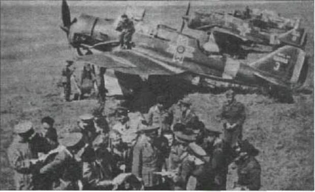 80 лет назад ВВС РККА вместе с Красной армией вступили в войну в Польше