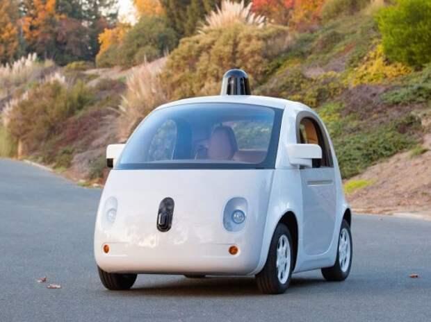 Google построил свой первый предсерийный беспилотник