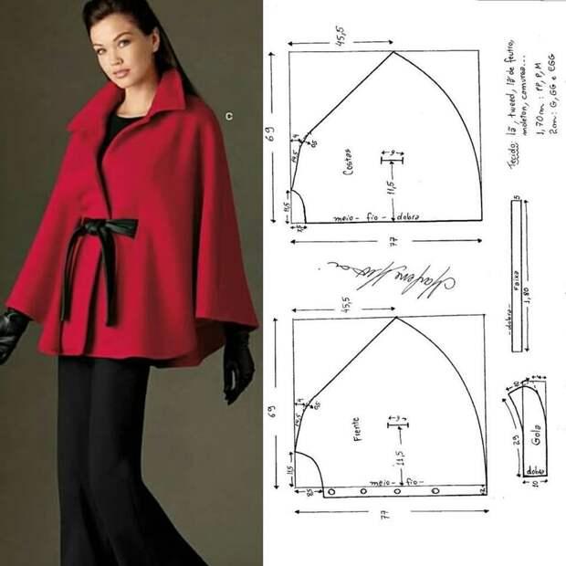 Красивая одежда: интересные и простые варианты 1