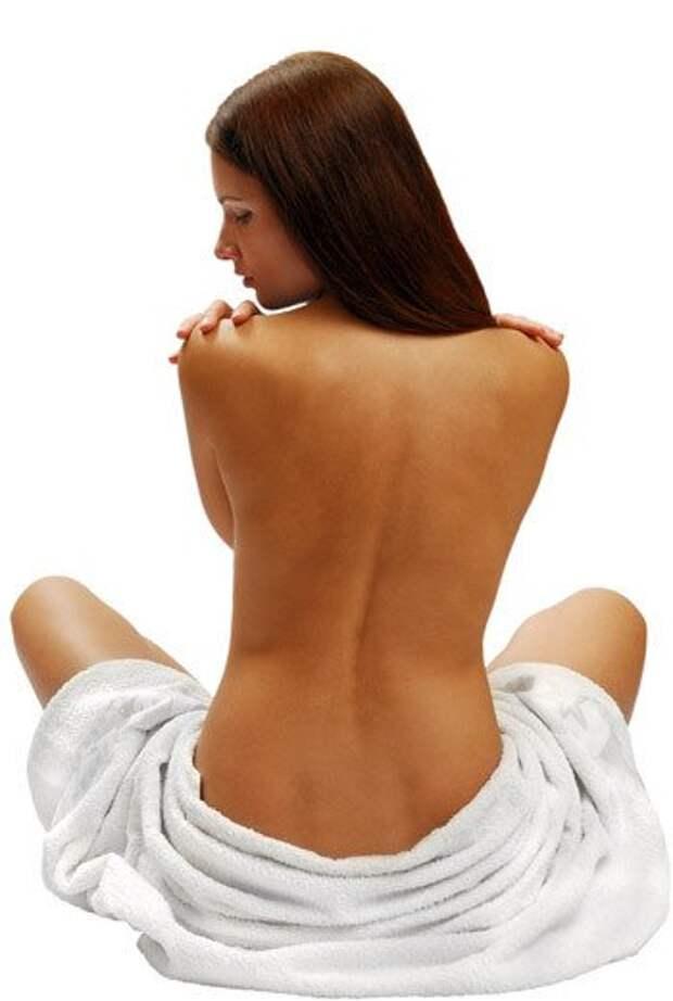 Лечение спины травами и ароматами