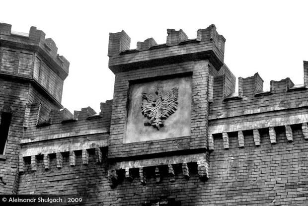 Декорации к фильму «Брестская крепость»