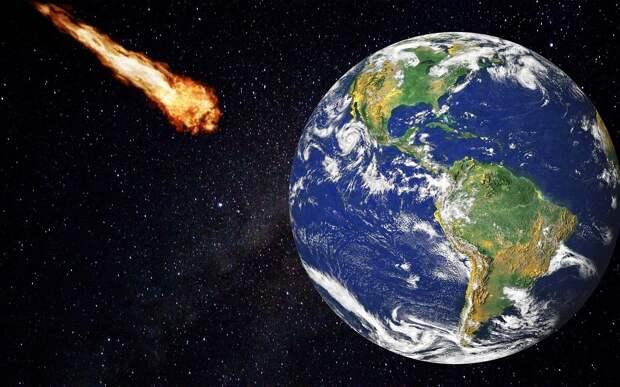 NASA предупредило о приближении пяти астероидов к Земле