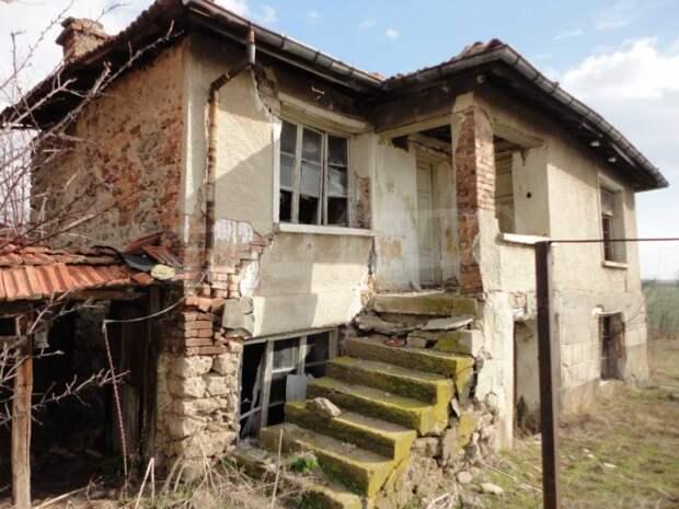 В Болгарии опустел каждый третий дом