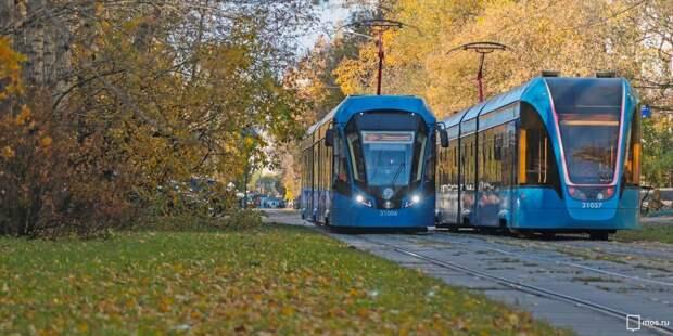 Экскурсия, посвящённая истории трамвая №6, пройдёт 27 марта