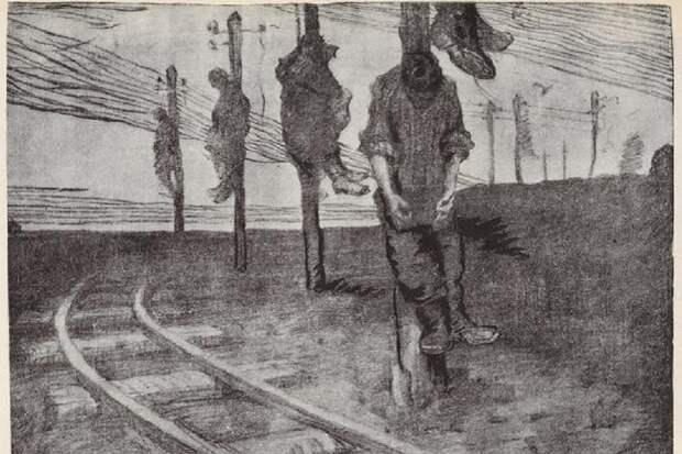 Столыпинский галстук. Лев Толстой о 20 повешенных крестьянах