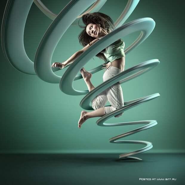 """""""Движение в воздухе"""" - Автор Mike Campau (19 фото)"""