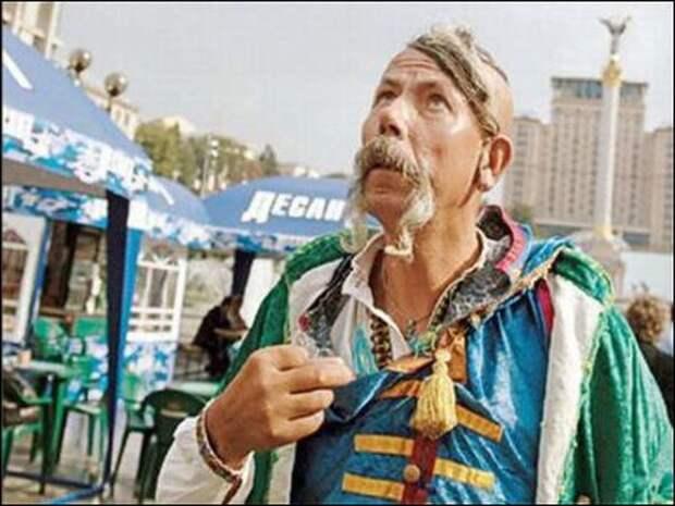 «Открытие» в истории Украины: москали навязали казакам шаровары вместо кальсон!
