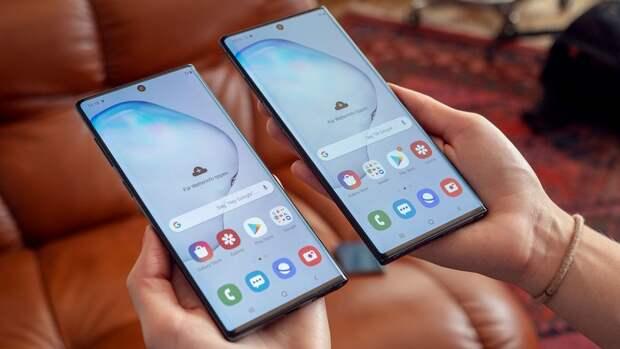 Обзор Samsung Galaxy Note 10 (Plus): впечатления, характеристики, цены