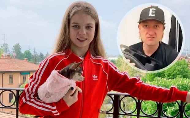 Плющенко сравнил Трусову с бультерьером