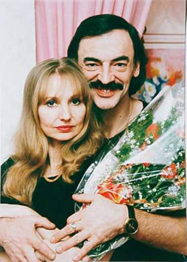 Михаил Боярский и Лариса Луппиан / Фото: www.woman.ru