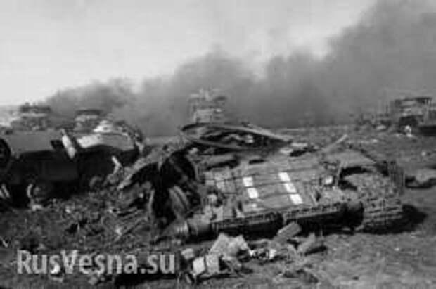 Вата косит укроп: В результате 5 масштабных атак на аэропорт ВСУ потеряли около 500 человек