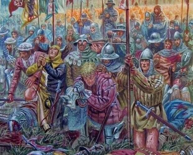 Почему швейцарцы были лучшими наемниками Средневековья