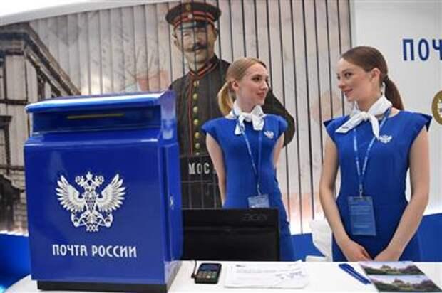 """Рост рынка онлайн-торговли в РФ в 2021 году может достигнуть 40% - """"Почта России"""""""