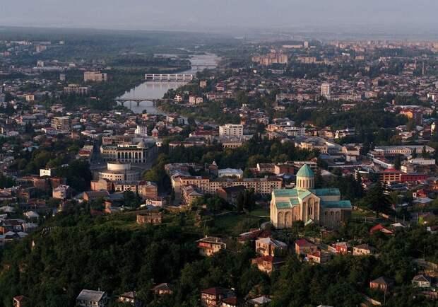 Грузия с высоты птичьего полета. | Живой Кавказ - Интернет журнал | Яндекс Дзен