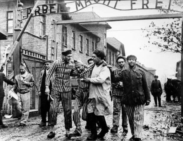 11 апреля - Международный день освобождения узников фашистских концлагерей