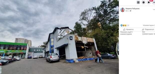 На месте мойки  на Петрозаводской ничего строить не планируют — префектура