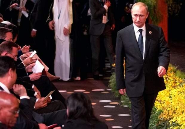 Запад недооценил реалиста Путина