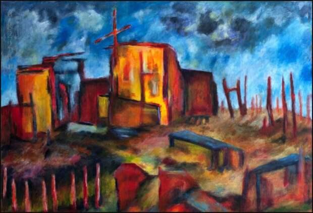 Немецкий художник. Udo Greiner