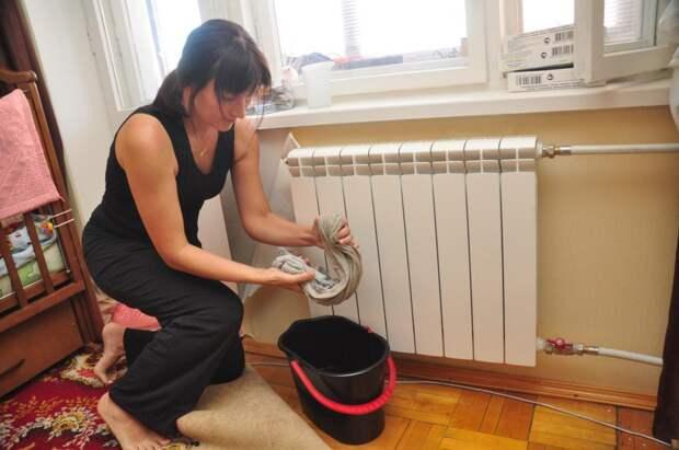 Водный дисбаланс: как заставить соседей сверху заплатить за потоп