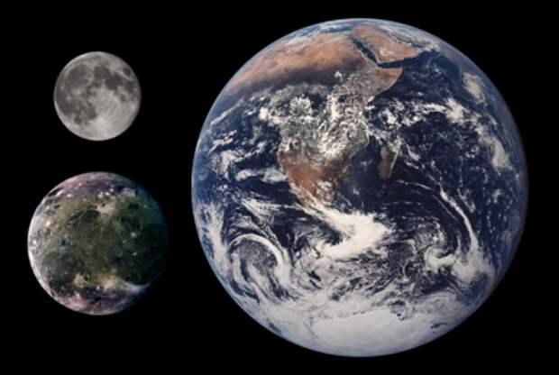 Юпитер вытаращил на нас циклопический глаз