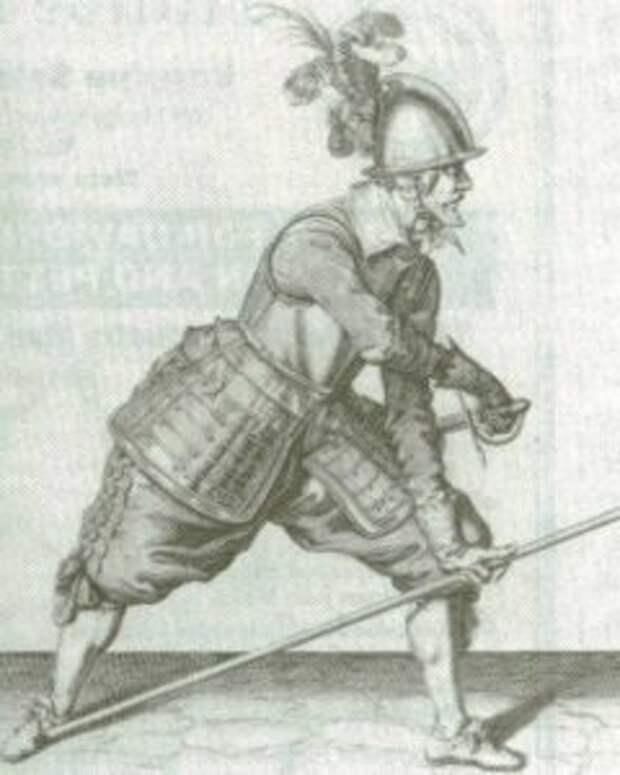 Время мушкетёров. Тактика европейских армий XVII века 6