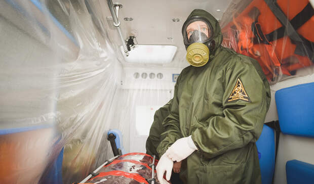 124 случая коронавируса выявлено засутки вСвердловской области