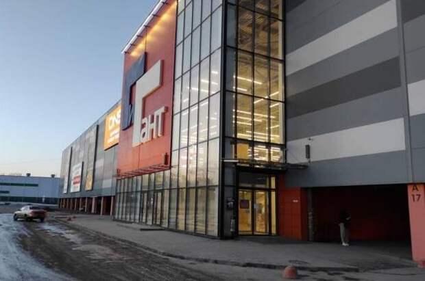 Магазины вместо «Горожанки» и «Гиганта» в Новосибирске готовятся к открытию