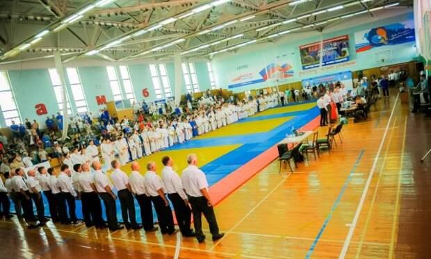 Олимпийские надежды открывают в Севастополе