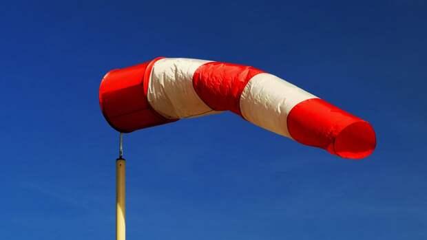 Жителей Пензы предупредили о надвигающемся штормовом ветре