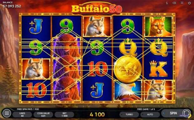 Новый слот на официальном сайте казино Slotozal