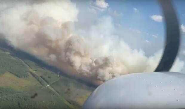 Военных привлекут ктушению природных пожаров вКарелии