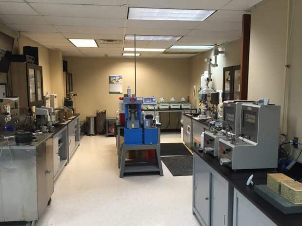 Lab R&D LafargeHolcim
