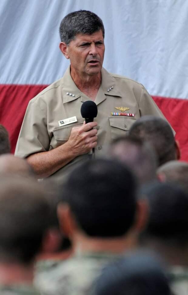 Новый американский главком: урок для ВМФ России