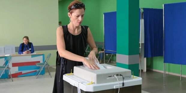 Международные эксперты отметили соблюдение конфиденциальности голосования в Москве. Фото: mos.ru