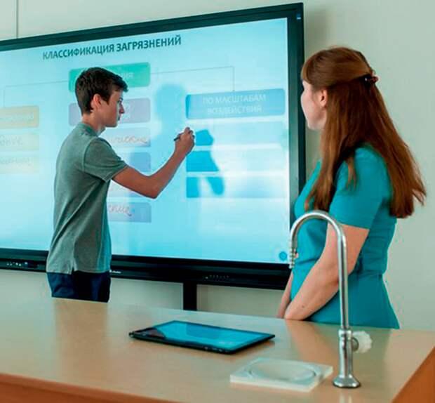 Учителя пишут интерактивные сценарии и получают деньги